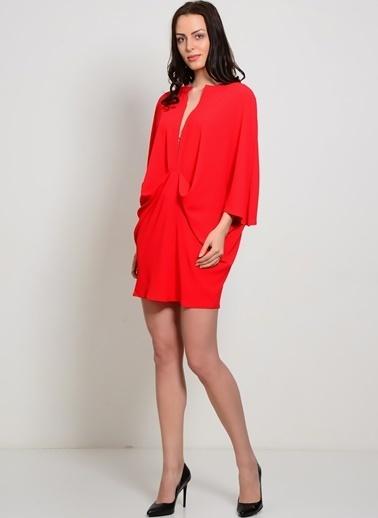 Liquorish Elbise Kırmızı